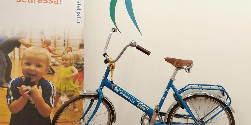 Unelmien liikuntapäivä 10.5.2020. Osallistu ja voit voittaa polkupyörän!